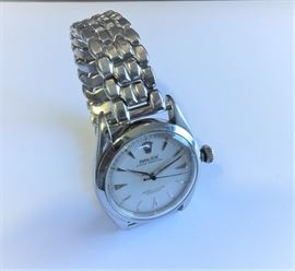 Rolex Mens Oyster Perpetual, 1950s Vintage in like new condition.