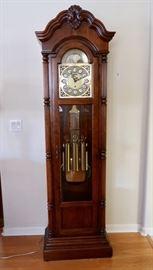 Howard Miller Grandfather Clock - 1980's