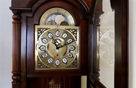 Grandfather Clock w/Several Chiming Options