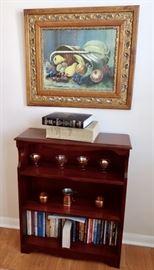 Cushman Company Book Shelf/Display