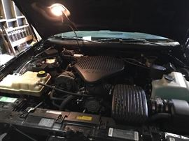LT-1 Engine