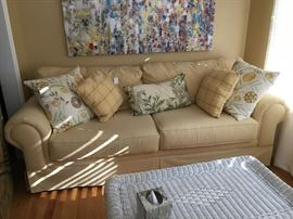 Chris Madden JcPenny Home Collection Sofa and Love seat