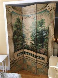Tuscan Room Screen