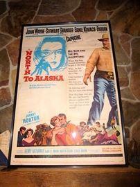 LARGE original lobby poster