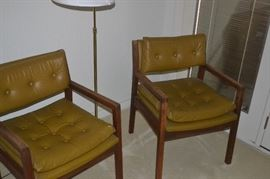 2 OF 4 MCM Chairs
