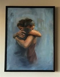 "Emmalyn Tringali ""Embrace"" Original"