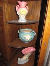 Hull pottery collection