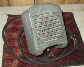 1950's Drive In Movie Speaker