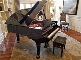 Perzina T-161 Grand Piano. Four Years Old.