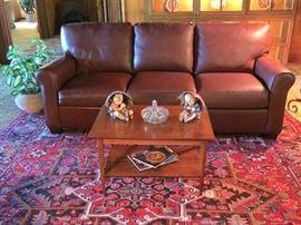 "American Leather ""Savoy"" Sofa"