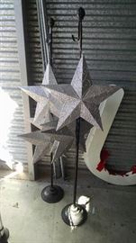 Star table decor