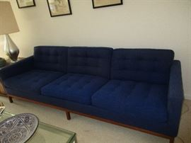 Knoll Sofa original fabric