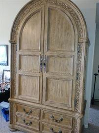 Bernhardt armoire