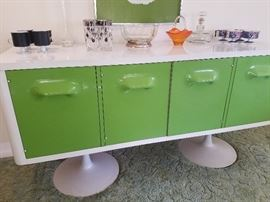 MCM Bar cabinet!