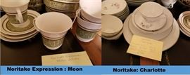 Noritake Expressions and Noritake China