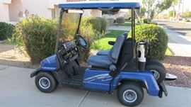 2005 Columbia Golf Cart Electric $3000.00 obo