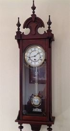 Antique Clock-Works Great!