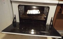 Oven of stove