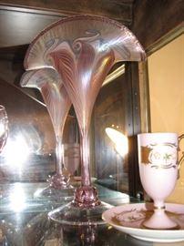 Vandermark fan vase