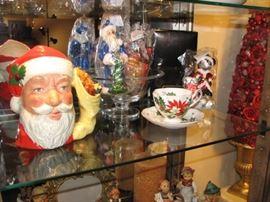 Christopher Radke Christmas ornaments