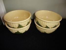 Shawnee corn bowls