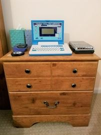 Side Table, Kids Electronics, Tape Recorder