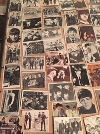Beatles Trading Cards From Series 1, 2 and 3