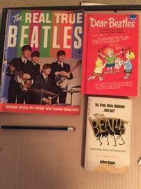 Vintage Beatles Magazine, Books