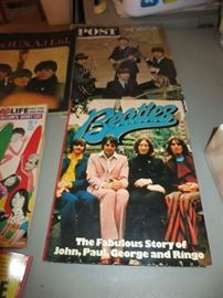 The Beatles, The Fabulous Story of John, Paul George and Ringo