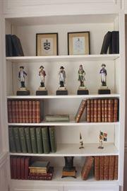 German Porcelain, Books, Cast Iron