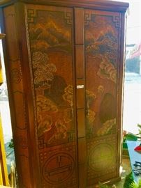 Chines Style Armoire