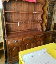 Hutches /  Curio Cabinest / China Closets