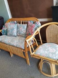 Rattan Patio / Porch Furniture