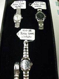 Rolex Look Watches