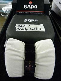 Rado Watch w/Cases
