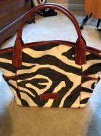 2 Dooney Bourke purses