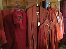 Red coats, anyone?