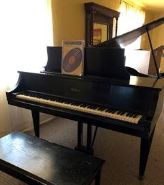 Baldwin Classic Baby Grand Piano
