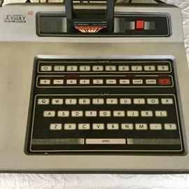 Vintage computer games....Odyssey 2