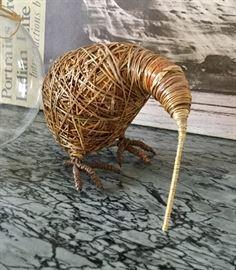Artisan Kiwi bird