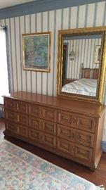 $75   Dresser with mirror