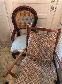 Odd chairs