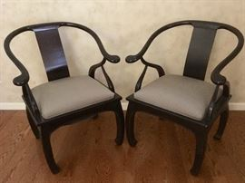 Bernhardt chairs