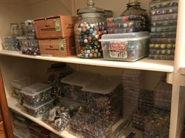 Vintage Marbles over a Million!
