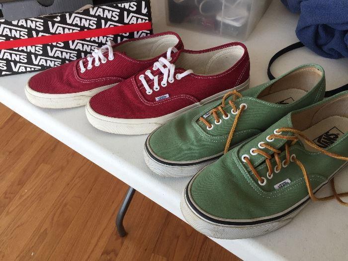 Van's men's shoes