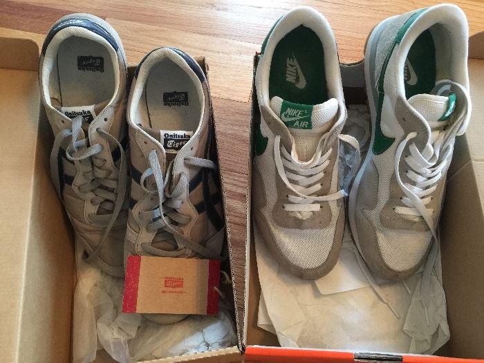men's sneakers - Onitsuka Tiger & Nike Air