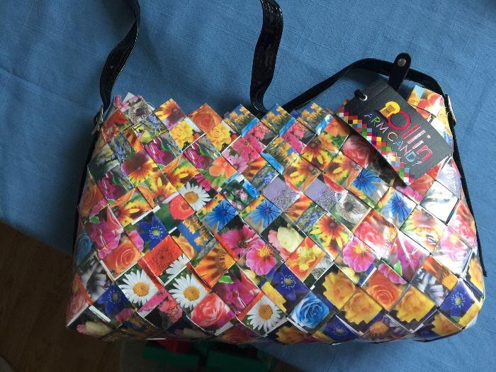 Ollin Arm Candy floral shoulder bag - NWT