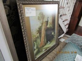 Framed Art Works, throughout this sale.