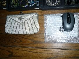 EVENING BAG, WIRELESS MOUSE
