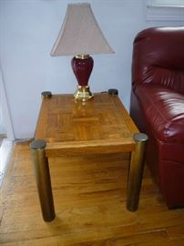 END TABLE, LAMP